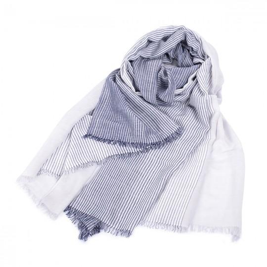 Schal Modal Grau 95 x 190cm