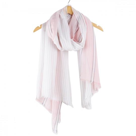 Schal Modal Pink 90 x 190cm