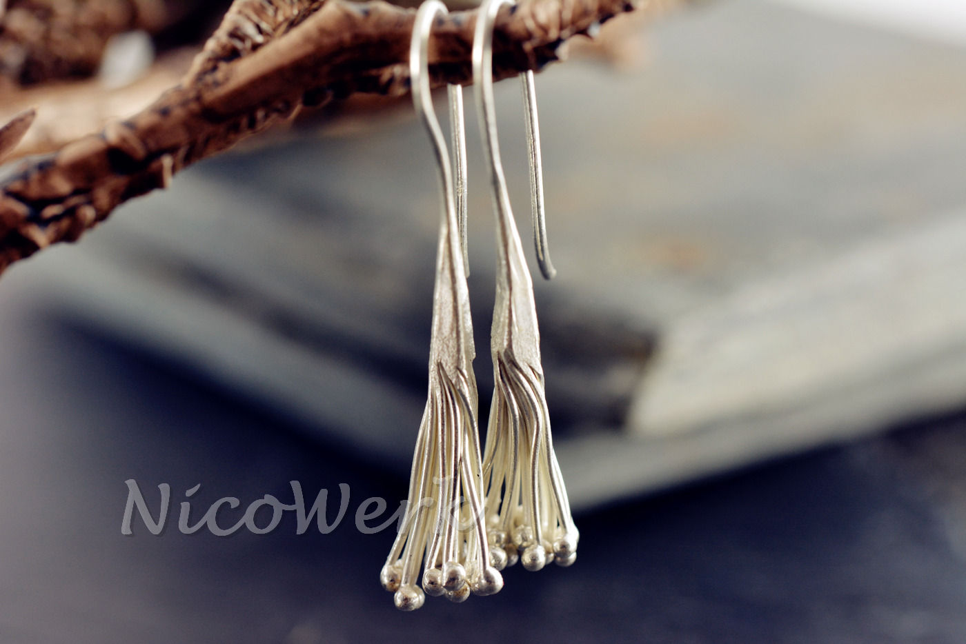 Silberschmuck kaufen online  NicoWerk Silberschmuck | Silber Ohrringe - Kollektion