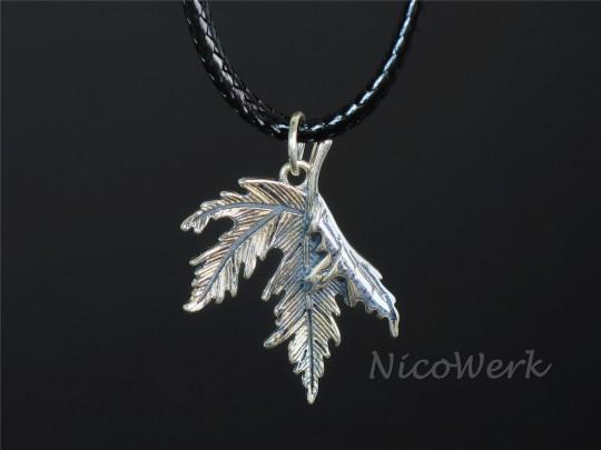 Silberkette Ahorn